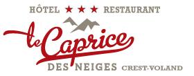 Hotel Caprice des Neiges - Crest Voland