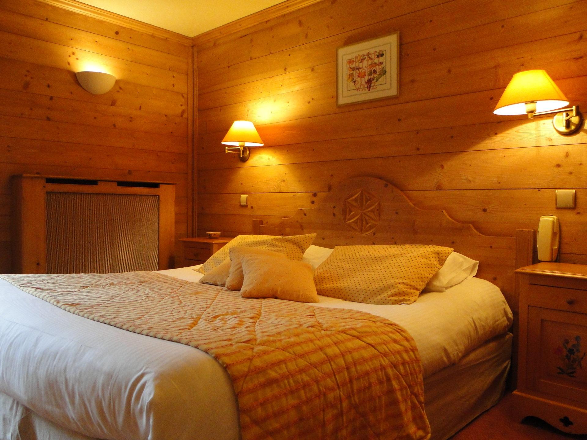 Les chambres hotel caprice des neiges crest voland - Chambre d hote crest voland ...